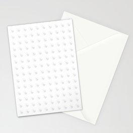 Cozy pattern Stationery Cards