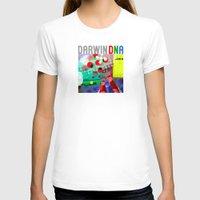 darwin T-shirts featuring DARWIN DNA by DARWIN STEAD