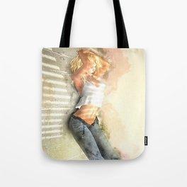 Let Loose Tote Bag
