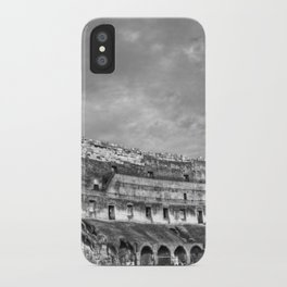 Inside of the Colosseum iPhone Case