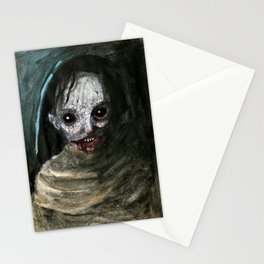Demon Woman Stationery Cards