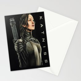 """Katniss Everdeen Mockingjay Part 1  """"Fire Is Catching"""" 