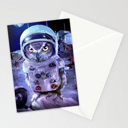 moon landing: APOWLLO 11 Stationery Cards