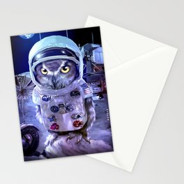 moon landing: APOWLLO 11 Stationery Cards