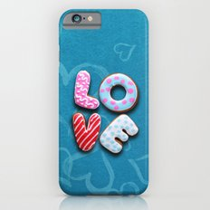 Only love 9 iPhone 6s Slim Case