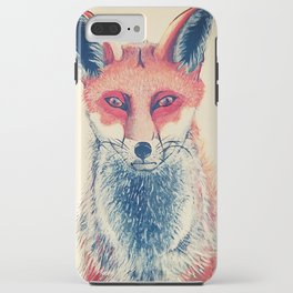 Mr Fawx iPhone Case