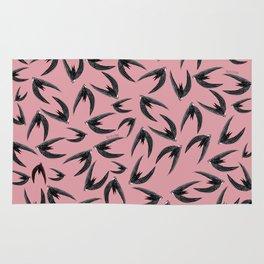 Totem swift in pink (GREFA) Rug