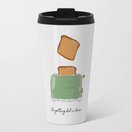 It's Getting Hot In Here Travel Mug
