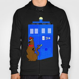 Doctor Scooby-Who Hoody
