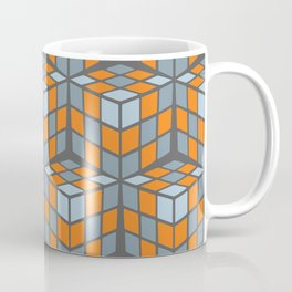 cascade - orange Coffee Mug