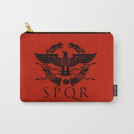 SPQR Hemblem Carry-All Pouch