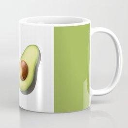'ave an Avo | White/Green Coffee Mug