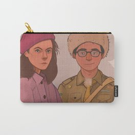 Sam and Suzy (Moonrise Kingdom by Wes Anderson) Carry-All Pouch