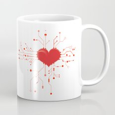 My Tech Heart Mug