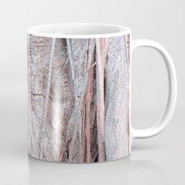 Strangler Fig Abstract 2 Coffee Mug