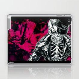 Skull rider Laptop & iPad Skin
