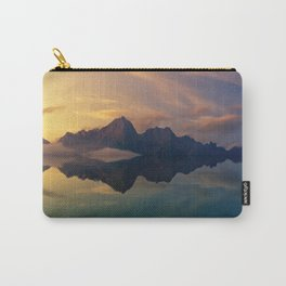 Fantasy mountain reflection Carry-All Pouch