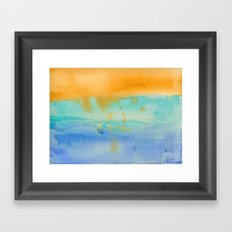 Ghosts of Daylight Framed Art Print