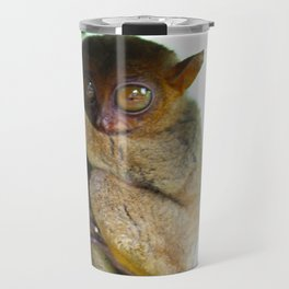 Tarsier Monkey Bohol Philippines Travel Mug