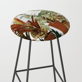 It's a Jungle Out There Bar Stool