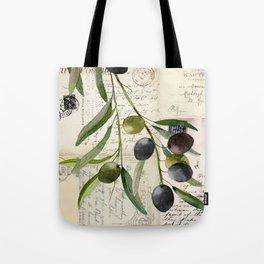 Olivia I Tote Bag