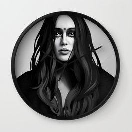 Lexa Wall Clock