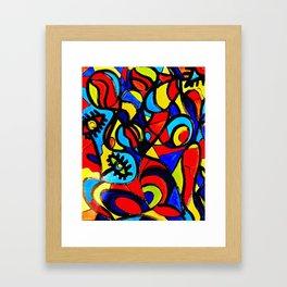 Karmic Debt Framed Art Print
