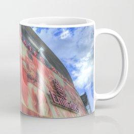Arsenal Football Club Emirates Stadium London Coffee Mug