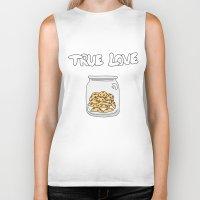 cookies Biker Tanks featuring Cookies by Firielle