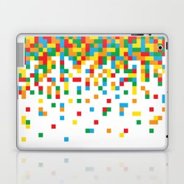 Pixel Chaos Laptop & iPad Skin