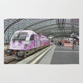 Berlin Electric Pink Rug