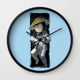 Mortal Kombat's Raiden Wall Clock