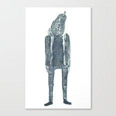 monsieur poire Canvas Print