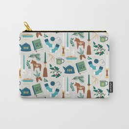 A Very Hygge Holiday Carry-All Pouch