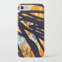 carousel iPhone & iPod Cases featuring CAROUSEL by Brandon Neher