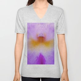 INTO ORCHID Unisex V-Neck