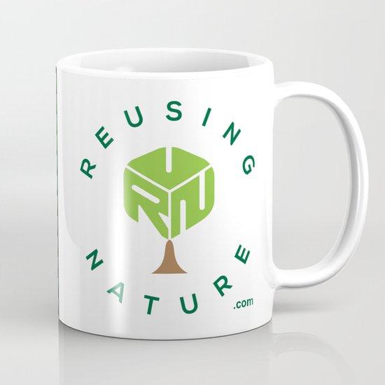 ReUsing Nature - Mug 2 by i273