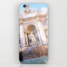 Trevi Fountain iPhone & iPod Skin