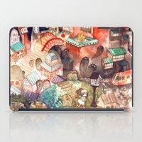 spirited away iPad Cases featuring Spirited Away by Foya