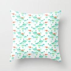 Jellie Pattern Throw Pillow