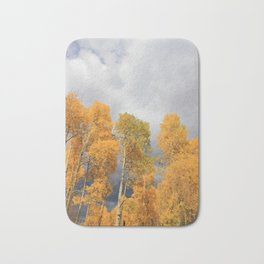 Autumn Storm Bath Mat
