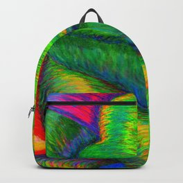 Zig When You Can Zag Backpack