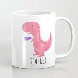Tea-Rex | Pink Coffee Mug