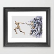 1989-6-4 Framed Art Print