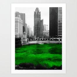 St. Patrick's Day Art Print