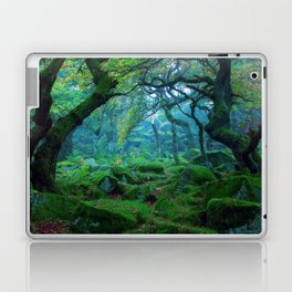 Enchanted forest mood Laptop & iPad Skin