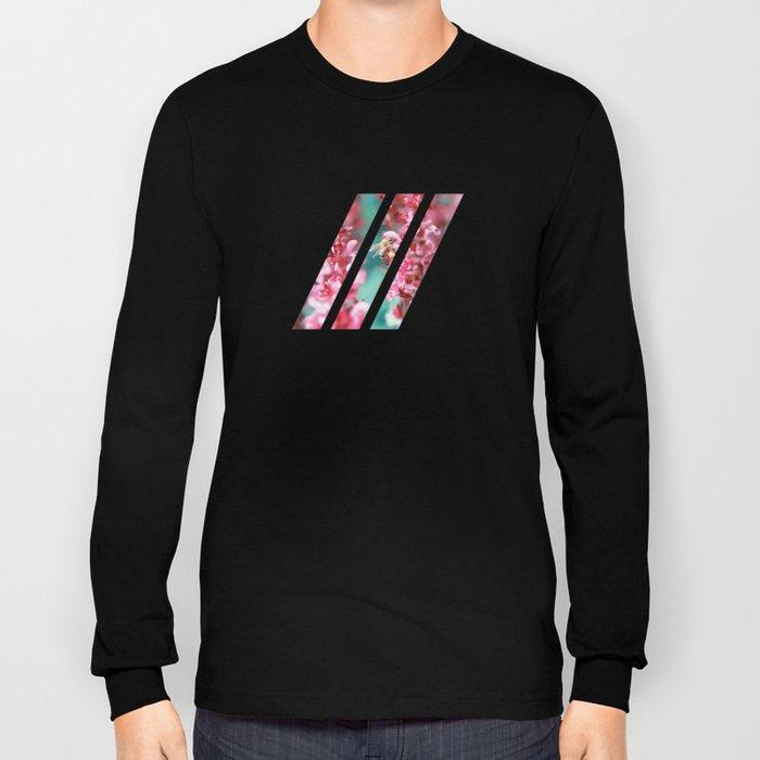 Happy Be(e) Long Sleeve T-shirt