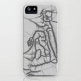attractors : nudes iPhone Case
