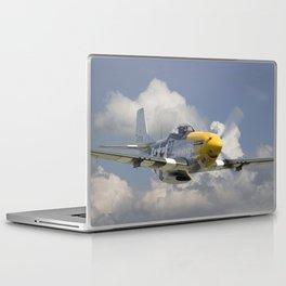 P51 Mustang - Ferocious Frankie Laptop & iPad Skin