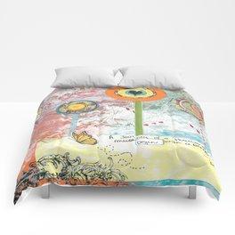 Dreamtime Journey Comforters